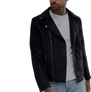 ASOS Faux-leather Suede is Moto Jacket